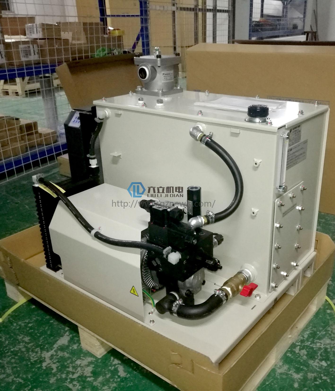 超级液压系统SUT10D8021-30