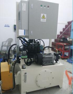 60T压力机用节能动力站